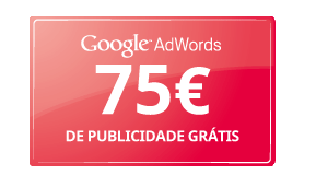 Oferta de Voucher 75€ Google AdWords