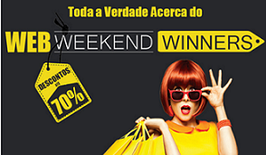 Toda a verdade acerca do Web Weekend Winners