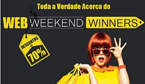 Toda a verdade acerca do Web Weekend Winners